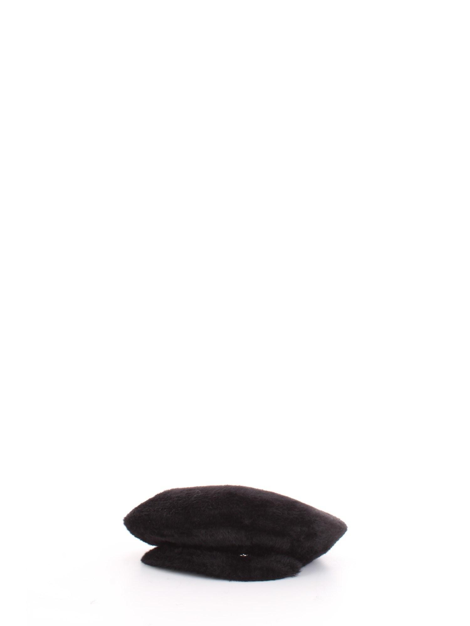 promo code 8b42e 9b01b Dettagli su LIU JO Donna 369034 T0300 Nero-22222 Cappello Autunno/Inverno  eco pelliccia
