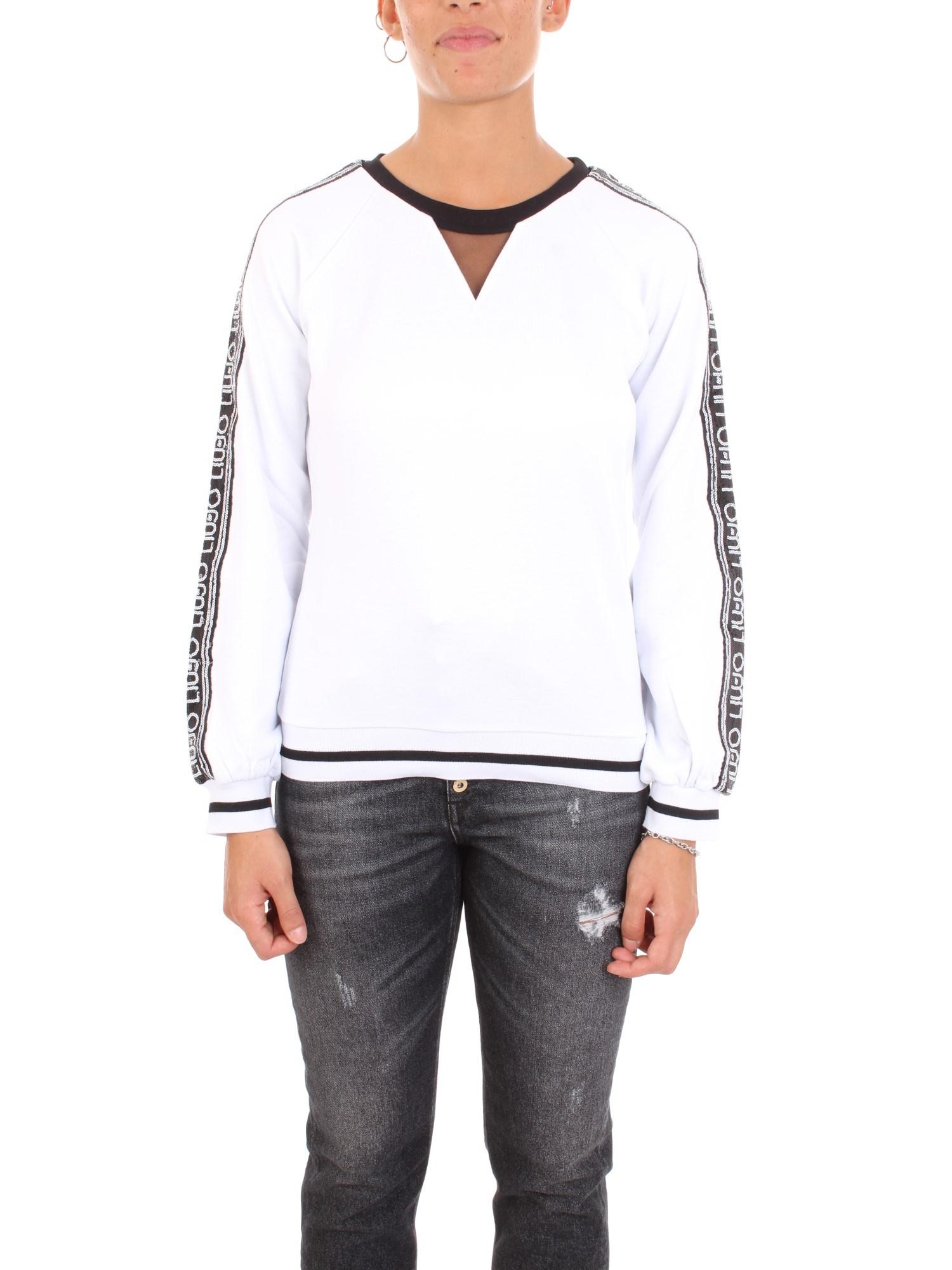 renombre mundial en venta en línea como serch Sportswear Liu Jo T69107 F0791 Sweat-Shirt Femme M Vêtements ...