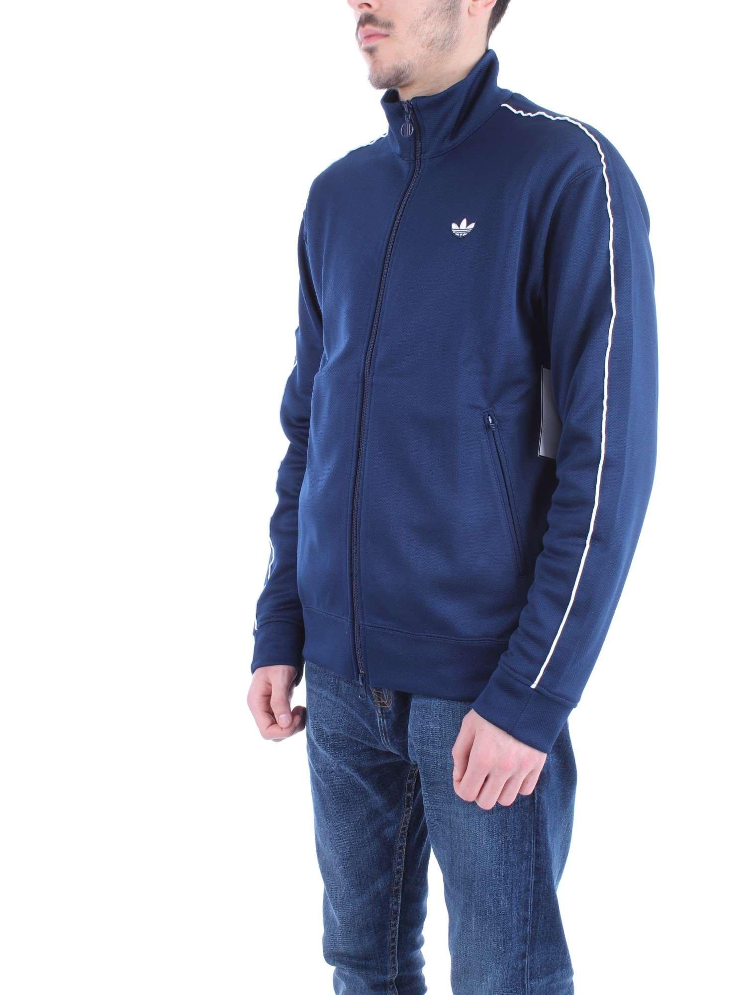 Zomer Du7843 Adidas Heren Blue Lente sweater fnwFYq