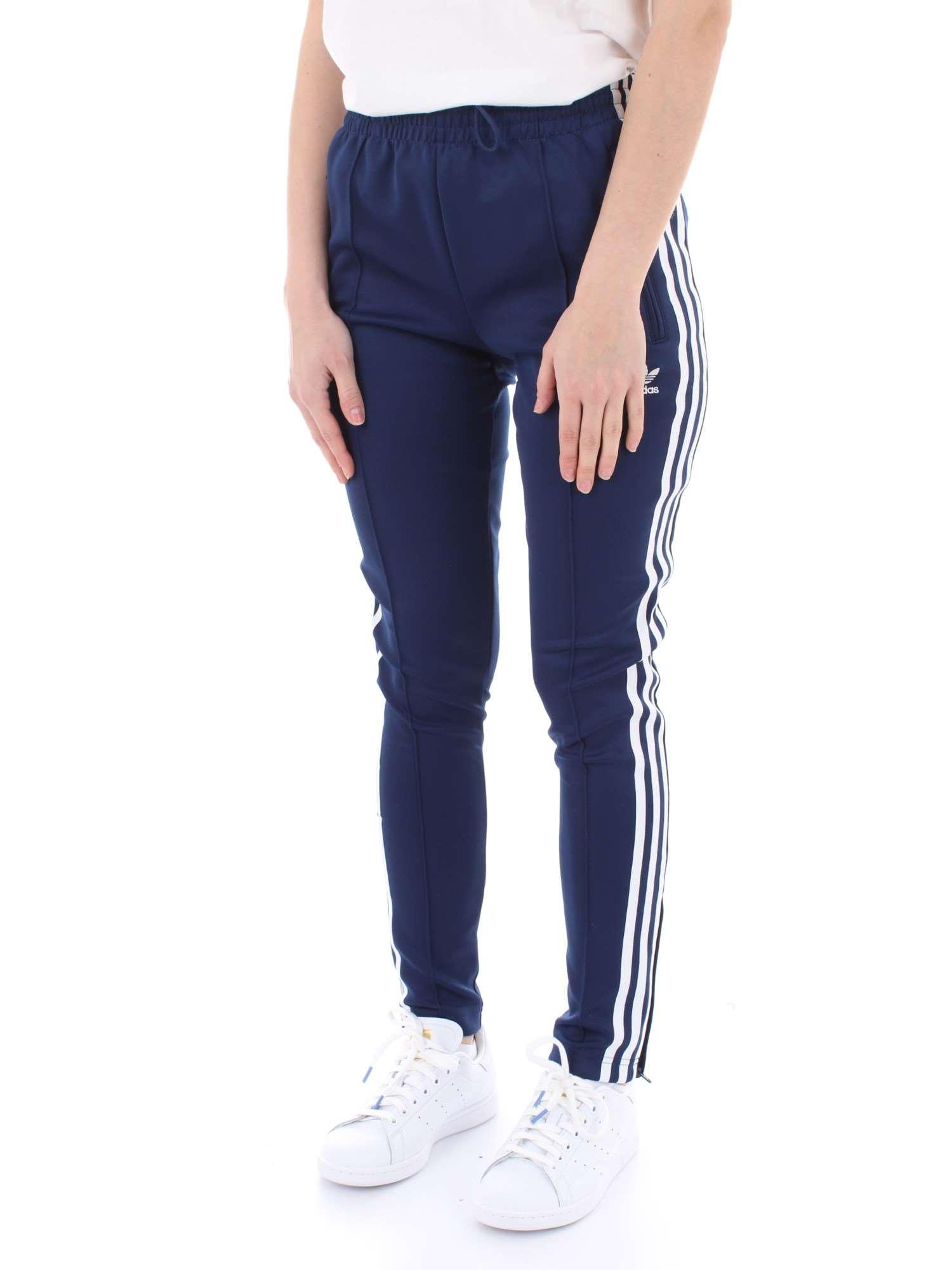 Dv2639 Adidas blu Femme Pantalon Bleu été Printemps JcTFK1l