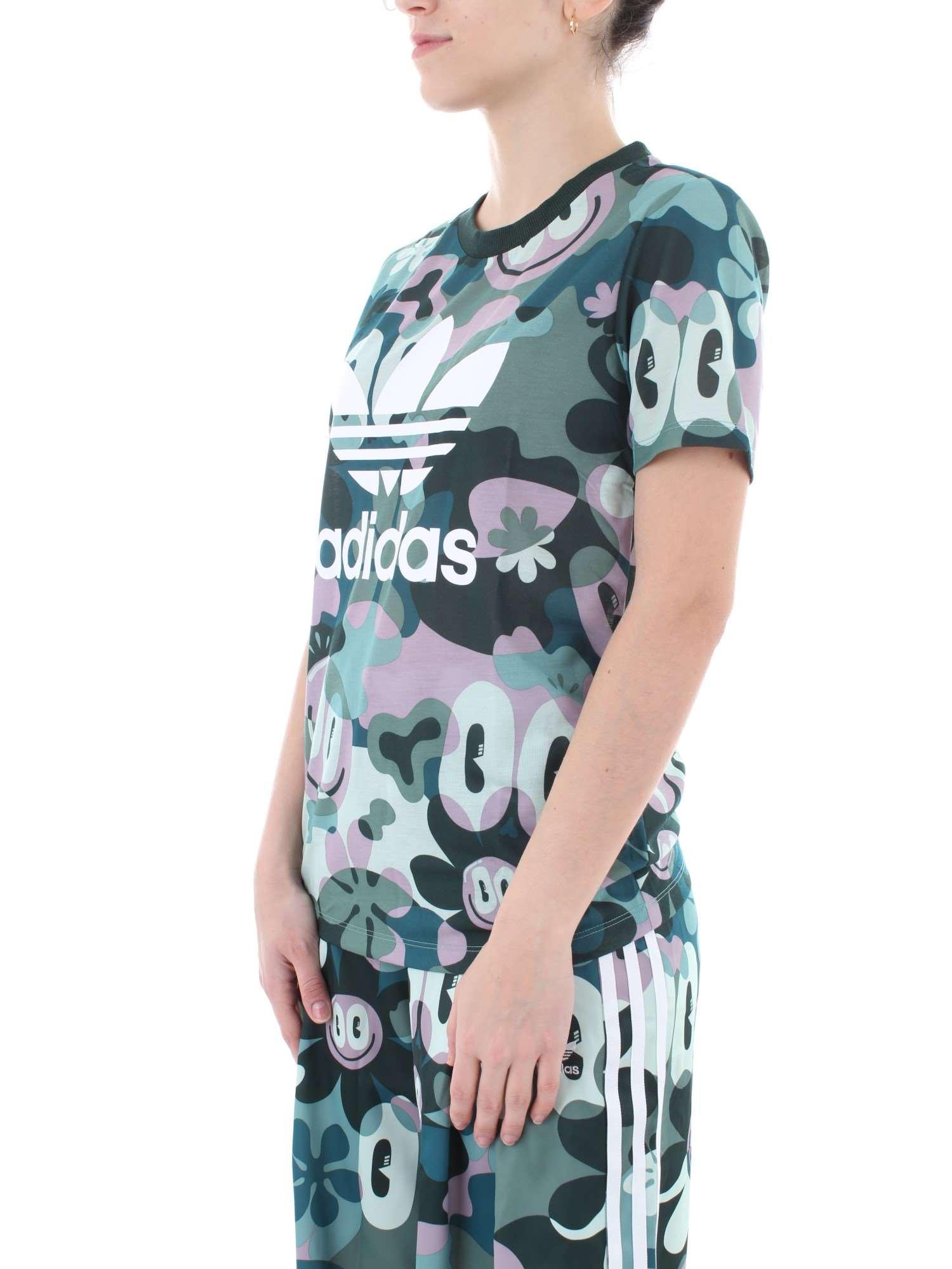Dv2672 T Adidas Multi été shirt Printemps Femme RqvSv4xn
