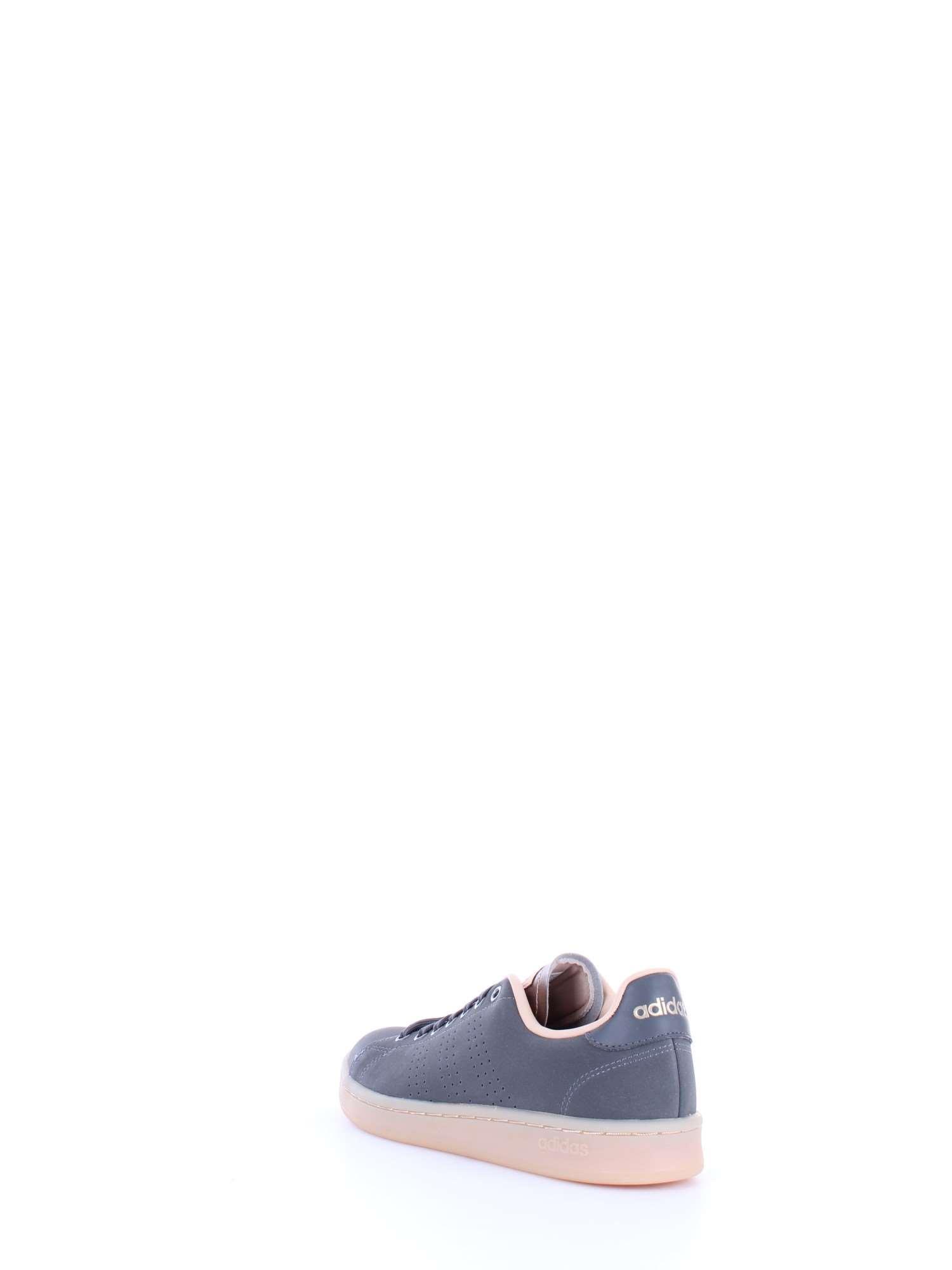 Advantage grey F37043 Nude Sneakers Rosa Pale Donna Grigio Six Adidas New w6RqEpEX
