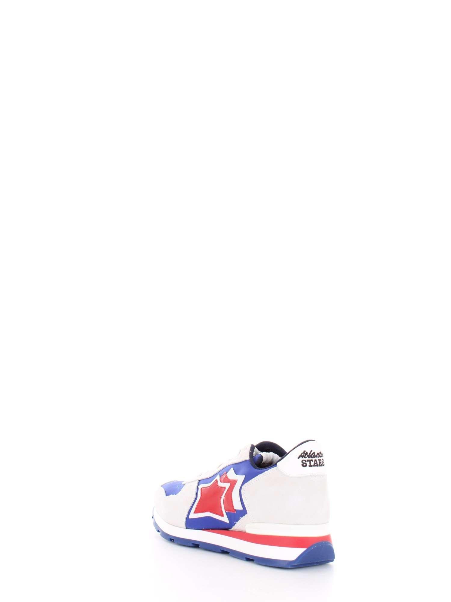 Bianco Uomo Atlantic Sneakers Primavera estate Royal neb14b Stars Antares qSwZxawEY