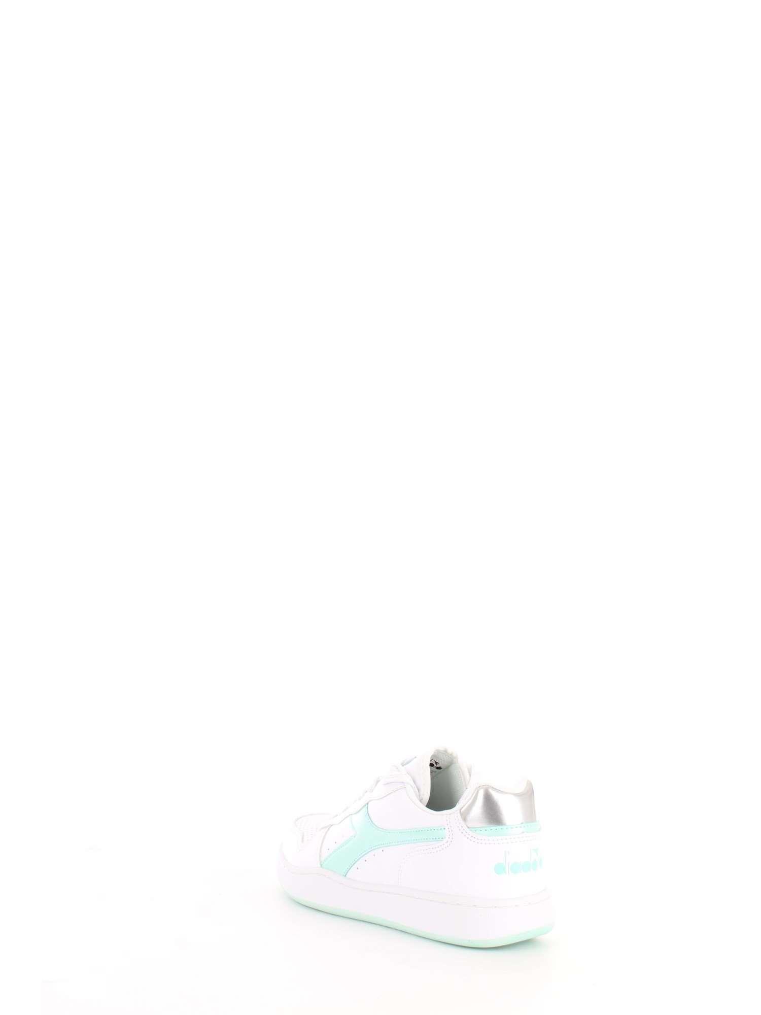 Primavera Bianco estate Sneakers Verde Donna 65141 173123 Diadora 5gqYOY