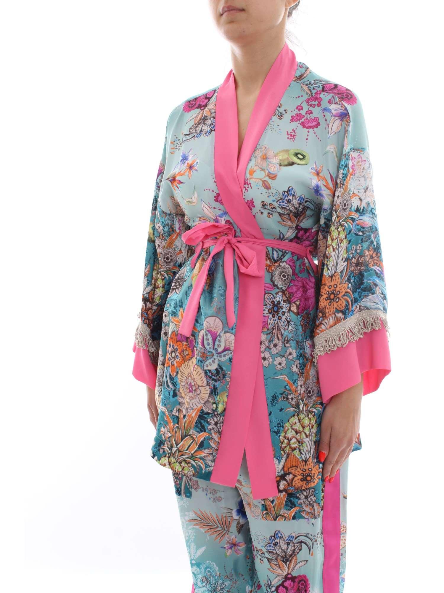 Été Green Robe Aqua 71 Lie Femme Lafty Printemps 43l220 4wqp8SWxR