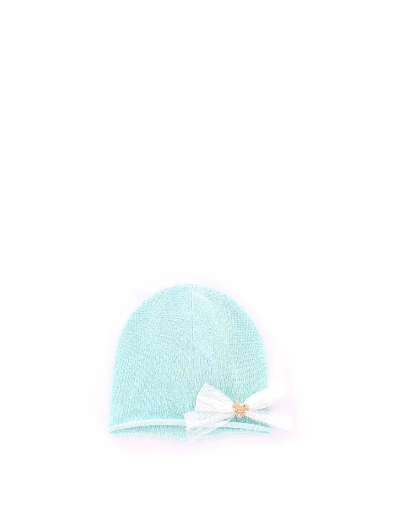 LIU JO H19014 Verde-04842 Cappello Bambina Primavera Estate  05847fe5e34