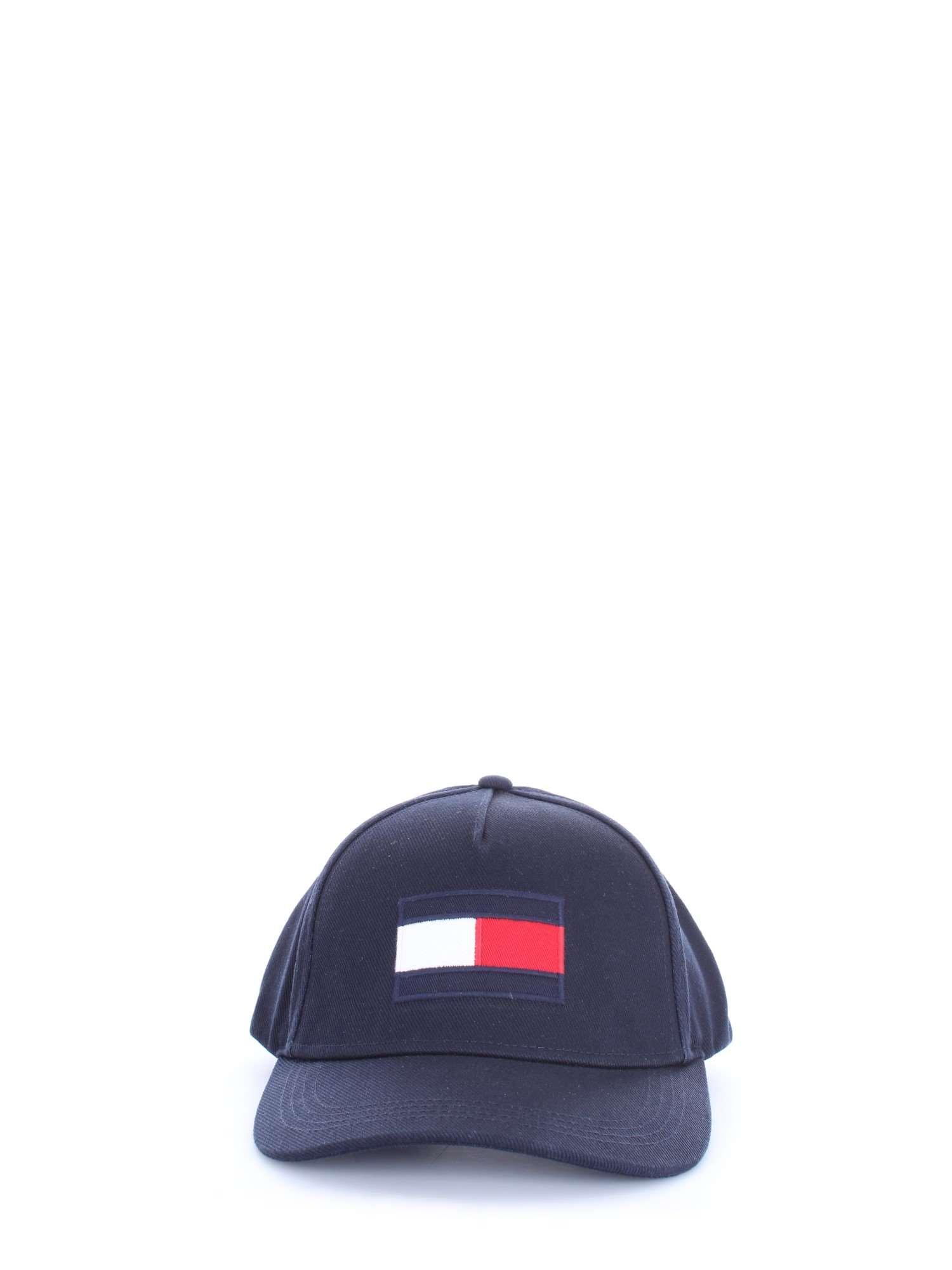 TOMMY HILFIGER AM0AM04299 Blue-413 Hat Men Spring Summer  56afc20e688