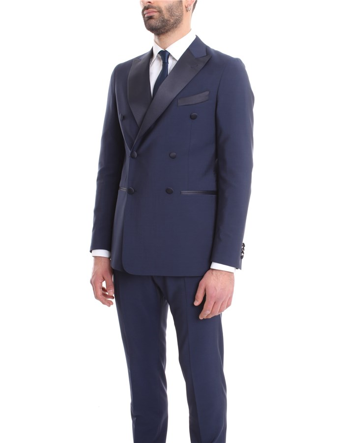 CORNELIANI Jacket Blue