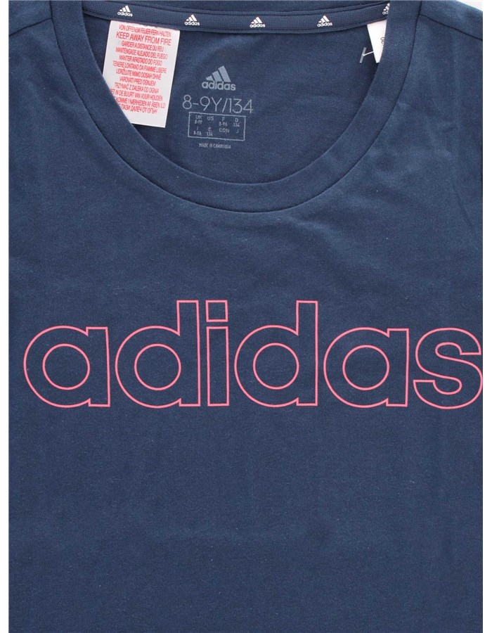 ADIDAS T-shirt Short sleeve Girls GN4051 1