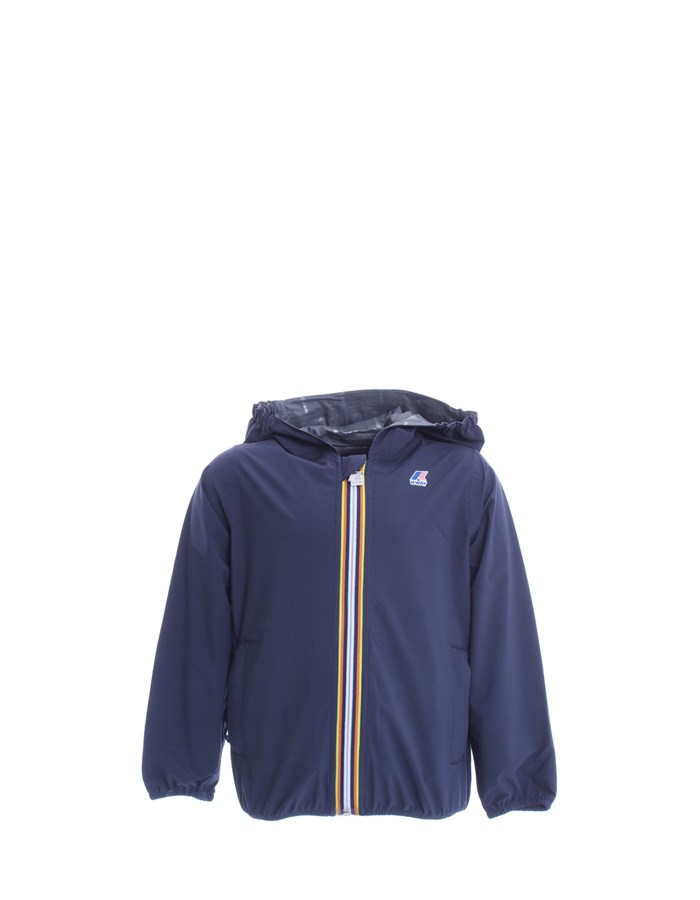 KWAY Coat Blue