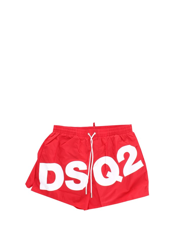 DSQUARED2 Swimsuit Red