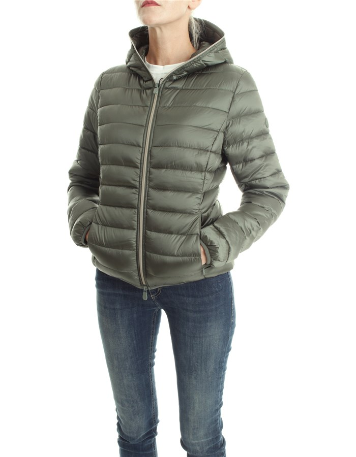 SAVE THE DUCK Jackets Short Women D3362W IRISY 1