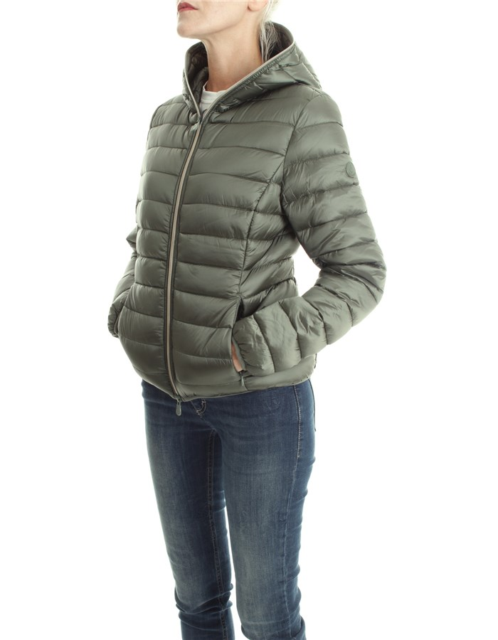SAVE THE DUCK Jackets Short Women D3362W IRISY 2