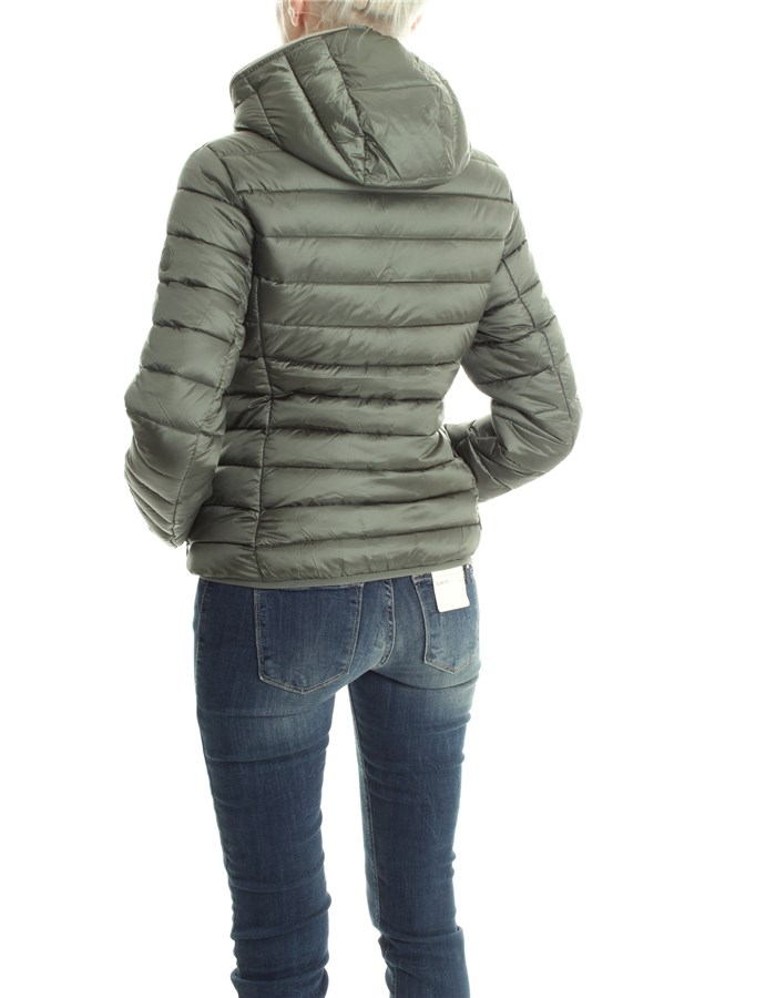 SAVE THE DUCK Jackets Short Women D3362W IRISY 5