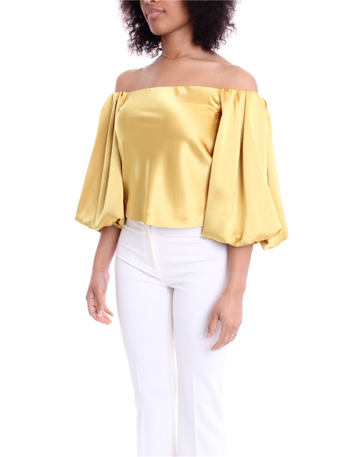 PINKO Blouse Yellow