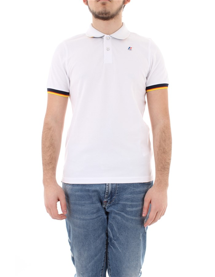 KWAY Polo White