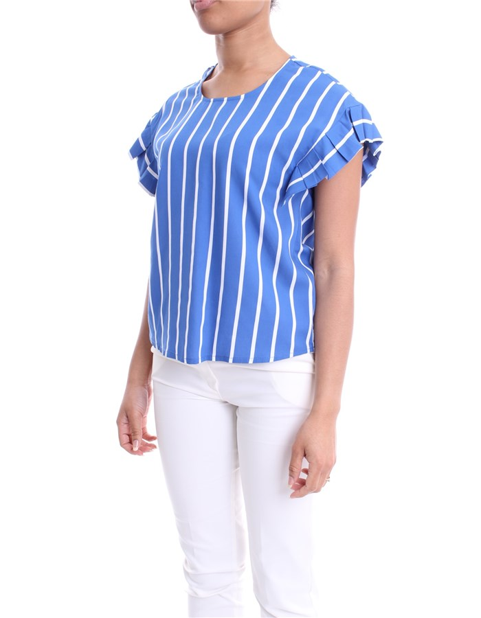 H2O Blouse Blue