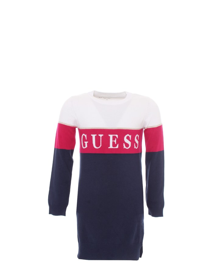 GUESS Long Red blue