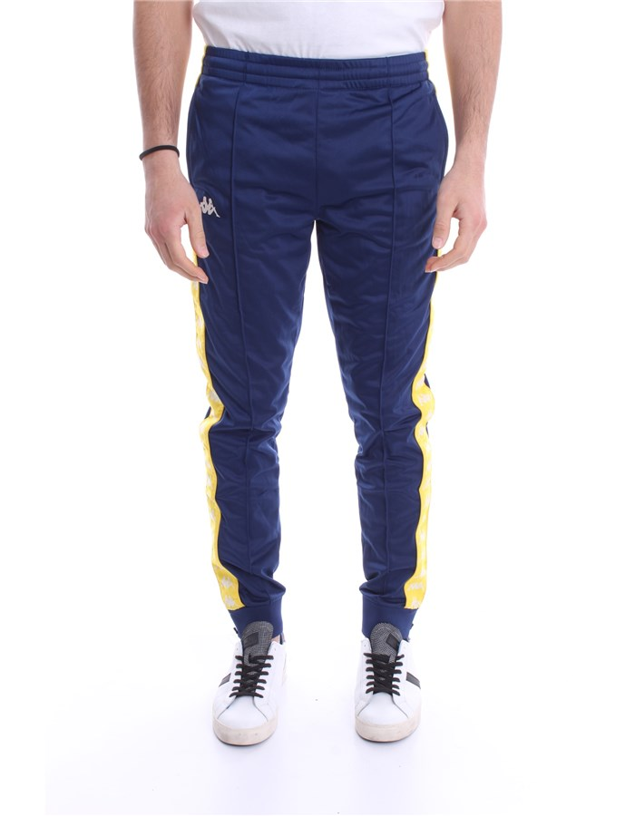 KAPPA Pants Blue
