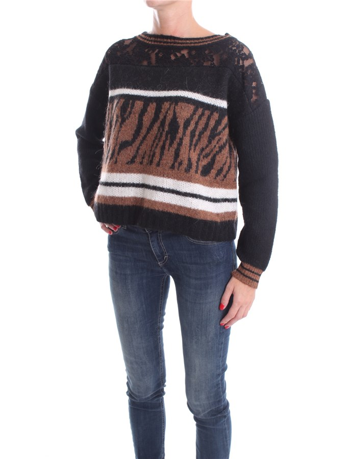 LIU JO Sweater Multicolor