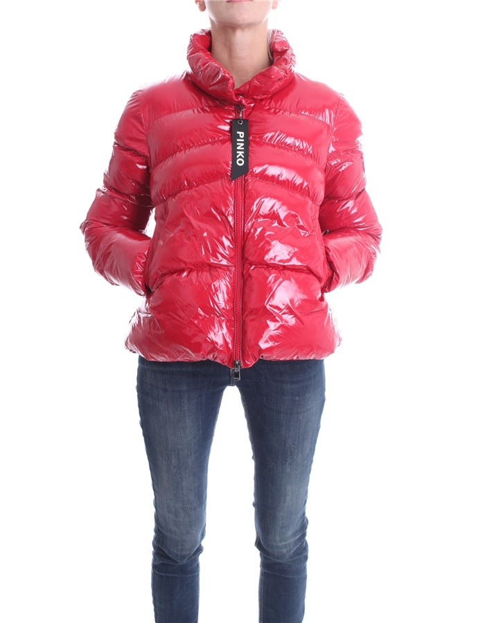 PINKO Jacket Red