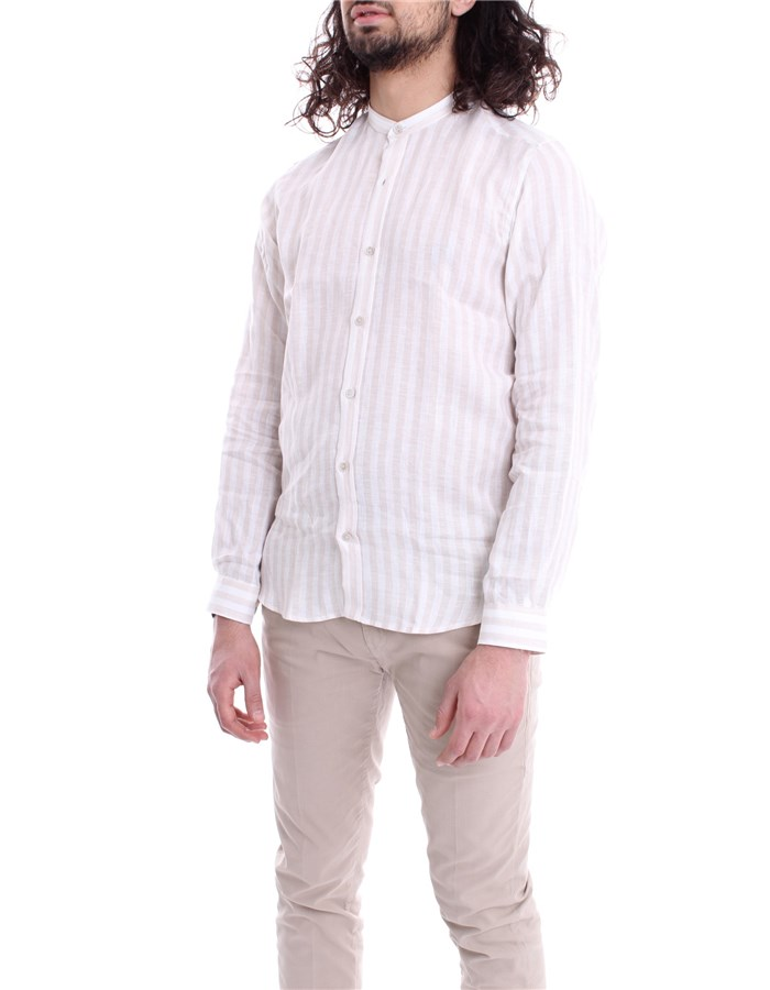 HAVANA & CO T shirt  Beige line