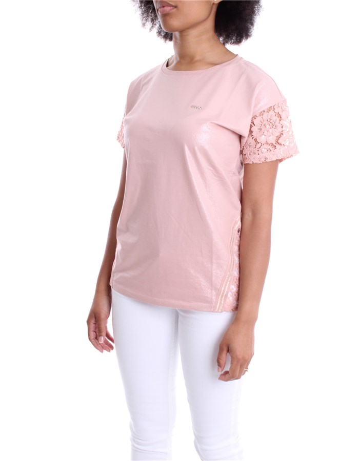 LIU JO T-shirt Rose