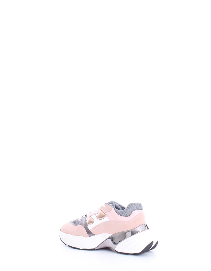 PINKO Trainers Gray rose