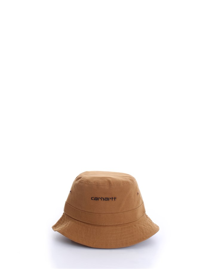 CARHARTT Hats Bucket I026217 Brown