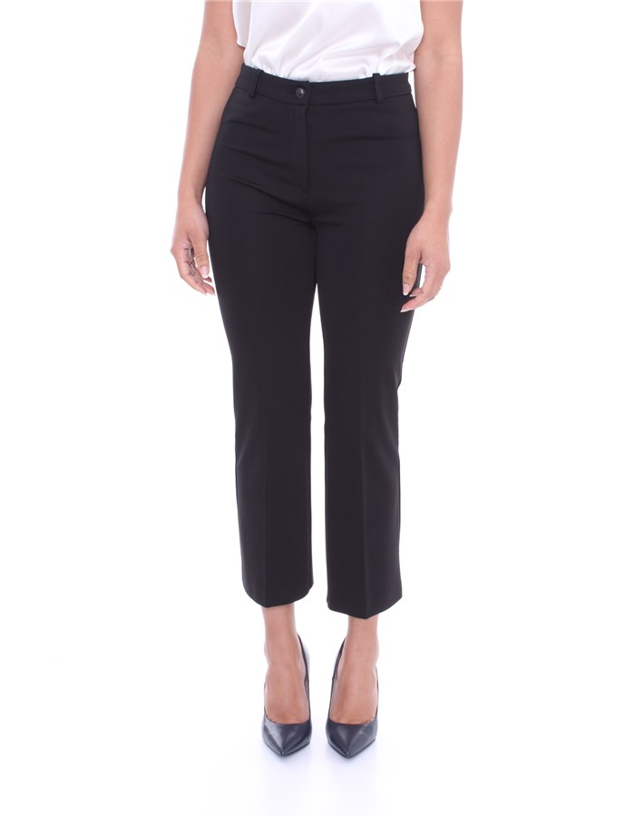 PINKO Pants Black