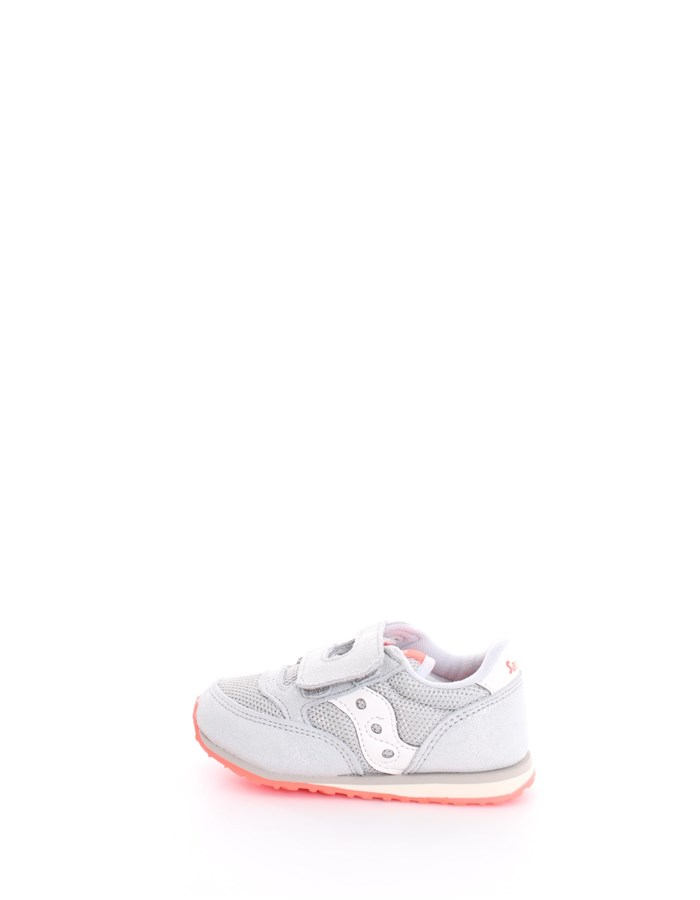 SAUCONY Trainers Silver