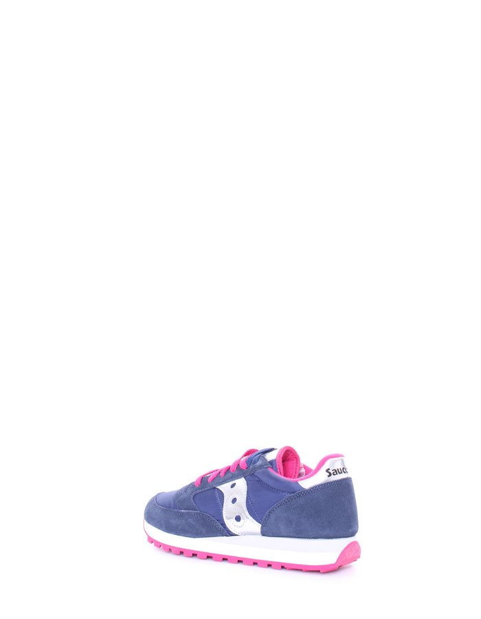 SAUCONY Sneakers Fuchsia blue