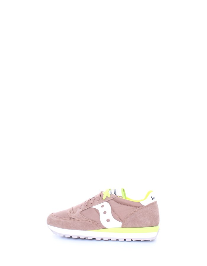 SAUCONY Trainers Camel