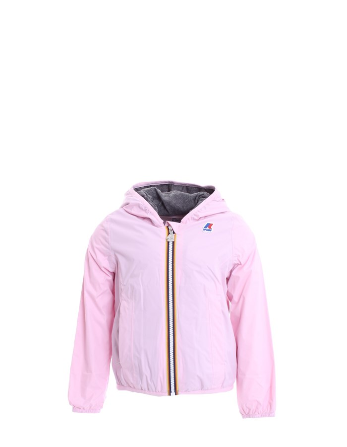 KWAY Coat Rose