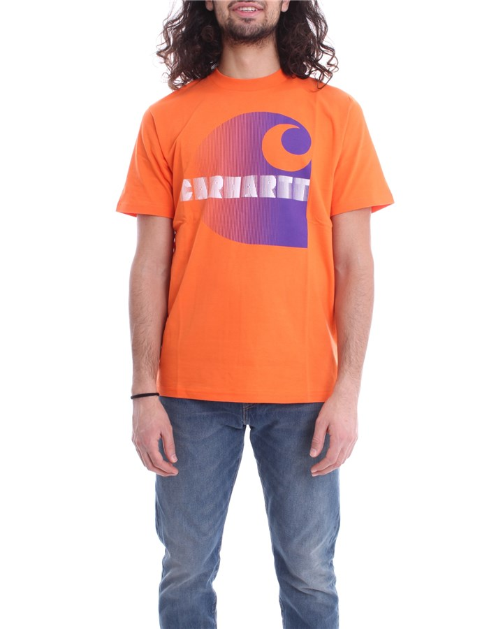 CARHARTT T-SHIRT Orange