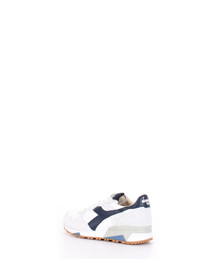 DIADORA Sneakers White blue