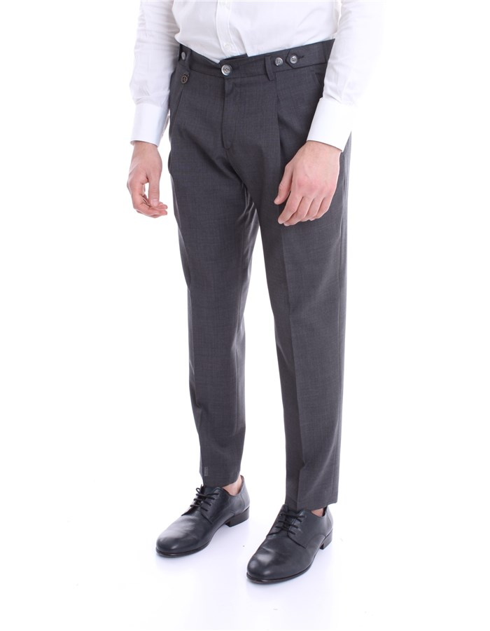 HAVANA & CO Pants Grey