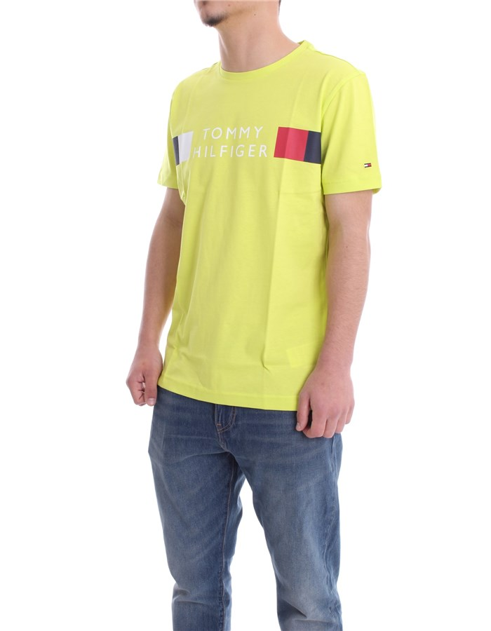 TOMMY HILFIGER T-SHIRT lime
