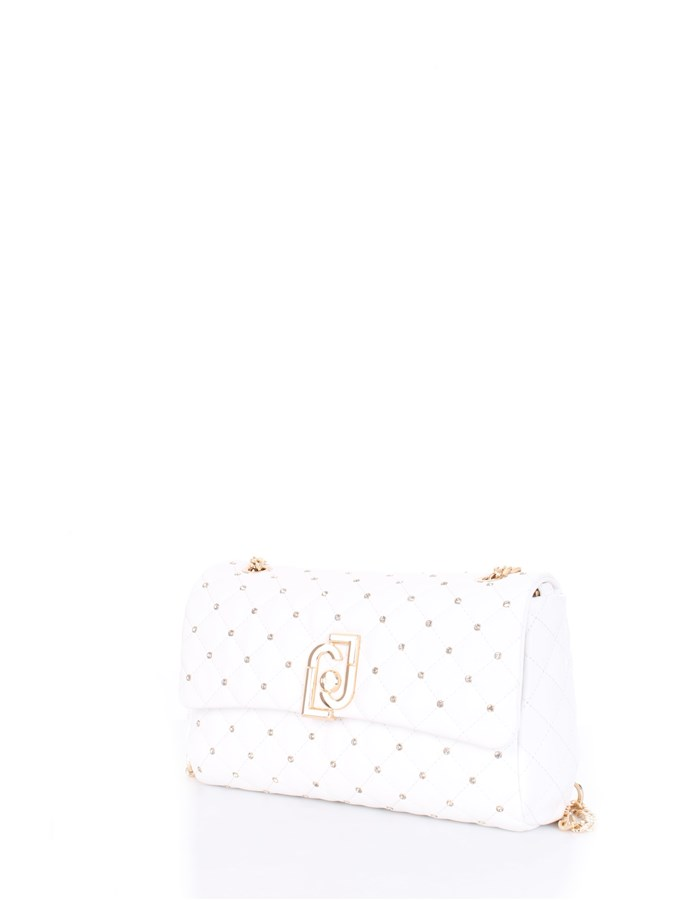 LIU JO Bag Wool white