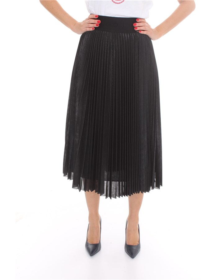 LIU JO Skirt Black
