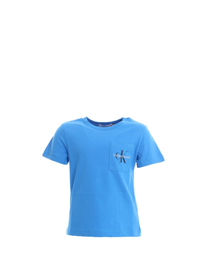 CALVIN KLEIN T-shirt Light blue