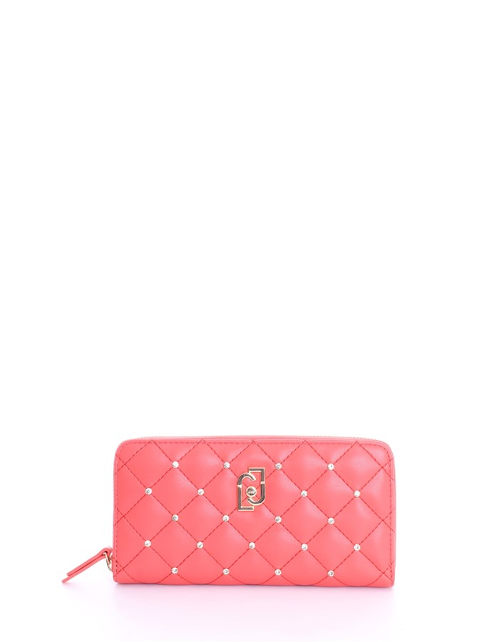 LIU JO Wallets Coral
