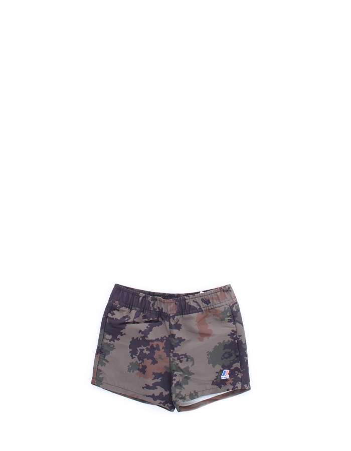 KWAY Swimsuit Camouflage
