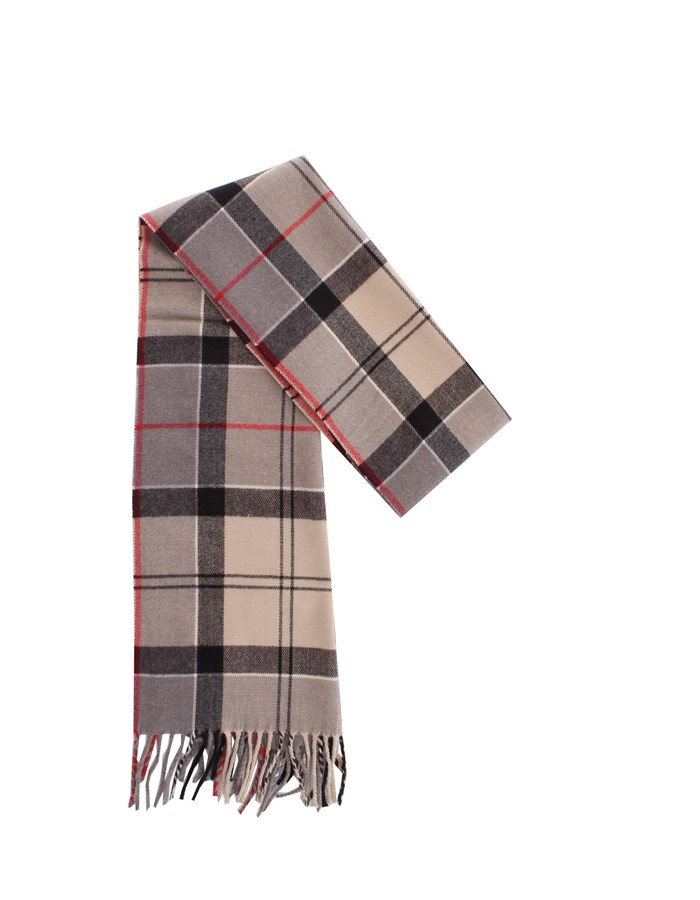 BARBOUR Scarf Grey