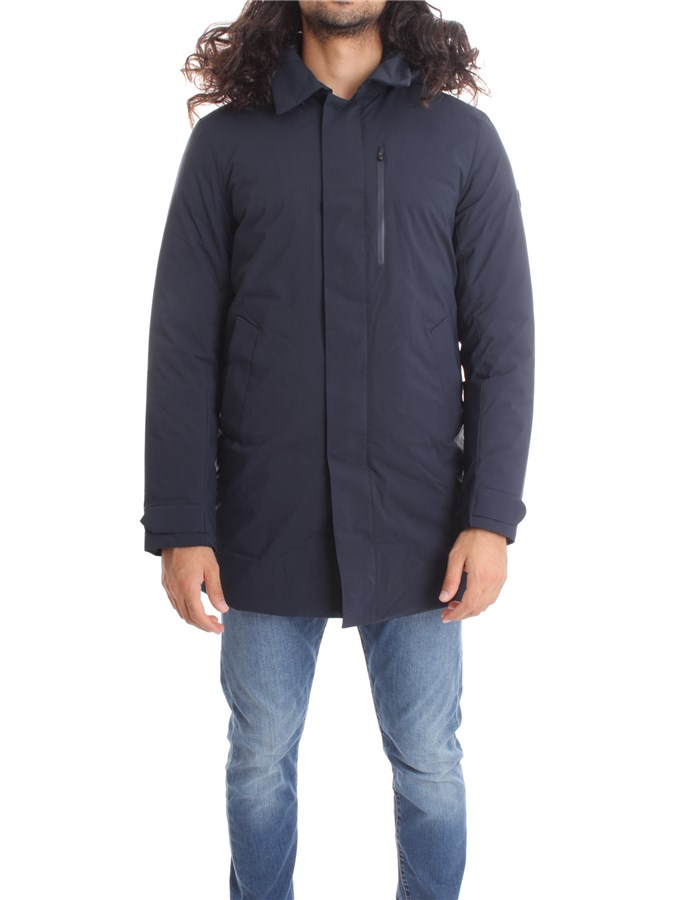 SAVE THE DUCK Jacket Blue black
