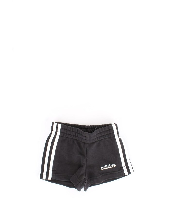 ADIDAS Shorts Black white