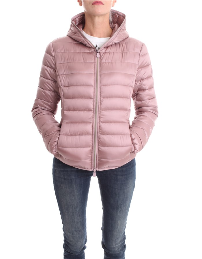 SAVE THE DUCK  Jacket D3362W IRISY Misty rose