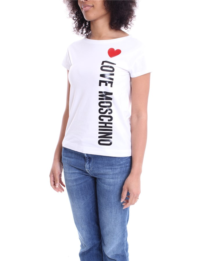 MOSCHINO T-shirt White