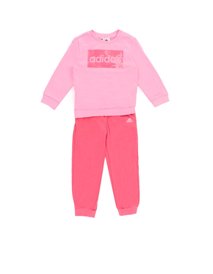 ADIDAS Junior Sweatshirt + pants Girls GN3949 0