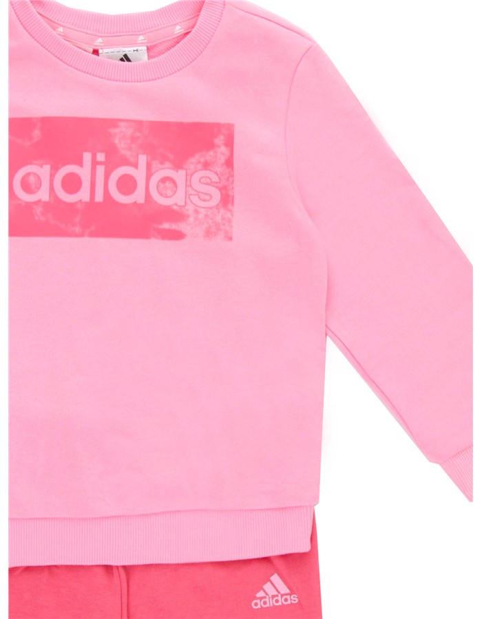 ADIDAS Junior Sweatshirt + pants Girls GN3949 1